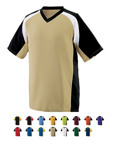 Short Sleeve Jersey by Augusta - Nitro Closeout