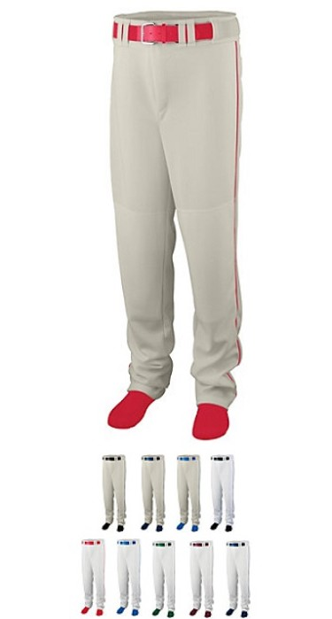 Baseball Pants with Piping by Augusta  - Series (Closeout)