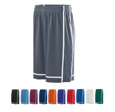 Basketball Shorts by Augusta - Winning Streak
