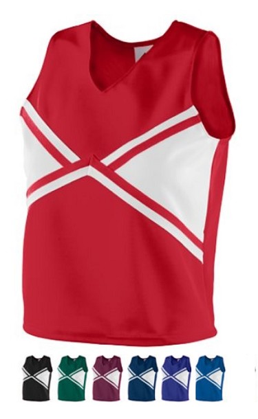 Augusta Explosion Cheer Shell-CLOSEOUT