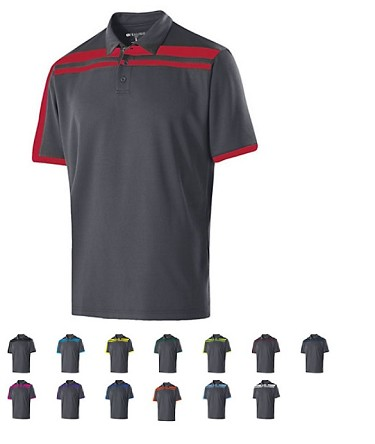 Holloway Charge Polo Shirt Closeout