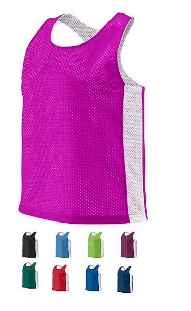 Reversible Tanks for Ladies - Tricot Mesh Closeout