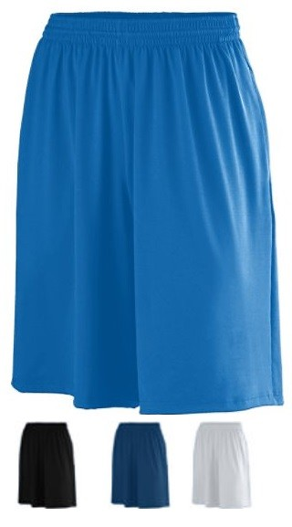 Augusta Poly Knit Short with Pockets Closeout