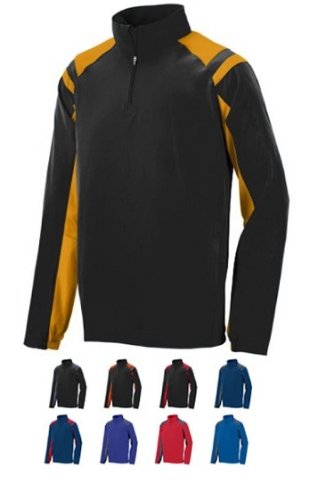 Augusta Doppler Long Sleeve Pullover-CLOSEOUT