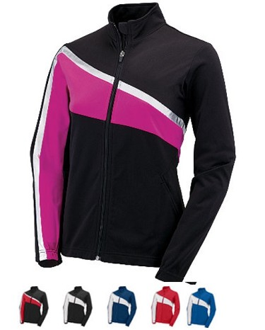 Aurora Warm Up Jacket by Augusta - Ladies/Girls
