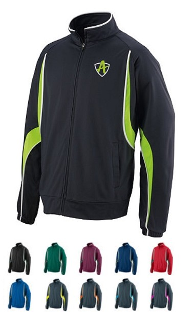 Augusta Rival Warmup Jacket-CLOSEOUT