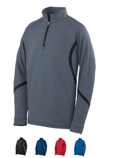 Augusta Zeal Pullover Jacket-CLOSEOUT