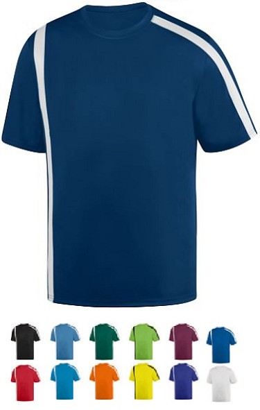 Short Sleeve Jersey by Augusta - Attacking Third