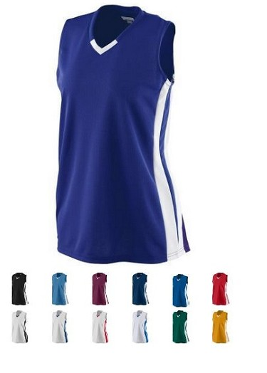 Sleeveless Jersey by Augusta  - Powerhouse