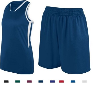 Augusta Full Force Racerback and Shockwave Shorts