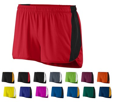 Running Shorts with liner by Augusta - Sprint