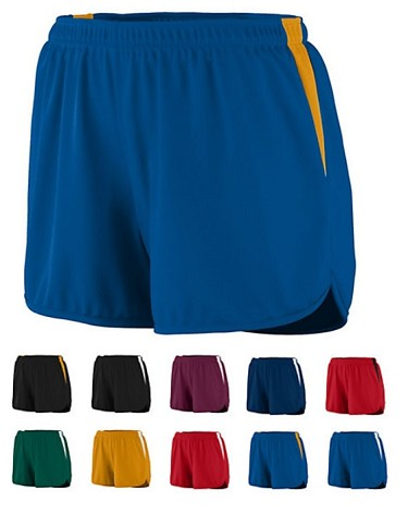 Augusta Ladies Rapid Pace Track/Field Shorts