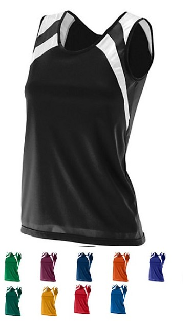 Sleeveless Tank Shirt by Augusta Wicking Adult/Youth