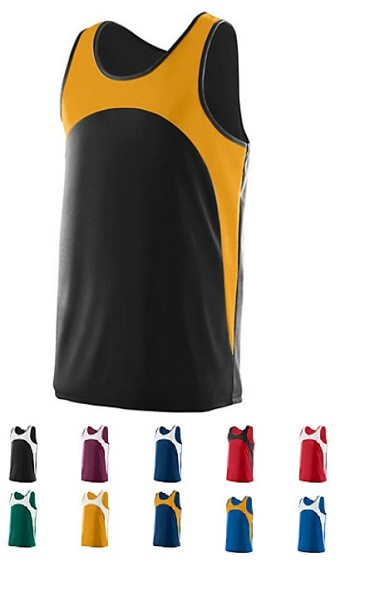 Sleeveless Jersey by Augusta - Rapid Pace Jersey
