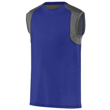 Augusta Astonish Sleeveless Jersey Closeout