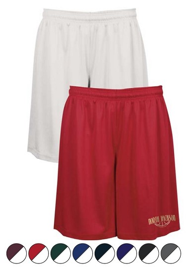 Badger B-Air Reversible Basketball Shorts Closeout