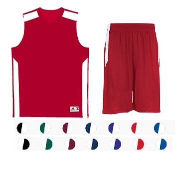 Badger B-Key Basketball Uniforms Tank and Short-CLOSEOUT
