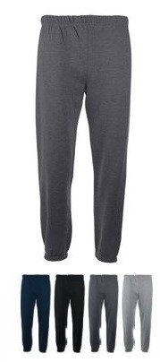 Pant by Badger - C2 Fleece Closed Bottom
