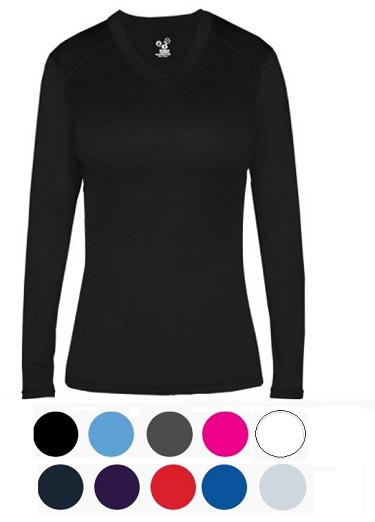 Long Sleeve Jersey with Sun Protection by Badger - Ultimate Softlock Fitted