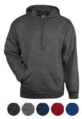 Hoodie by Badger - Embossed Monocam -CLOSEOUT