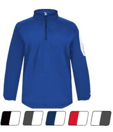 Long Sleeve Pullover by Badger  - Sideline