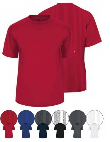 Short Sleeve Tees by Badger - Grit Closeout