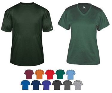 Short Sleeve Tees by Badger - Badger Pro Heather