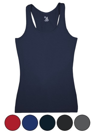 Racerback Tops by Badger - Pro-Compression