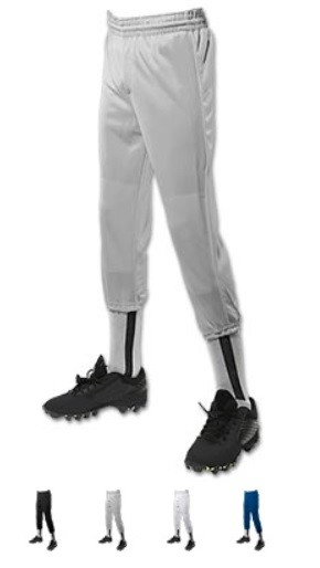 Basball/Softball Pants by Champro - Performer Pull-Up