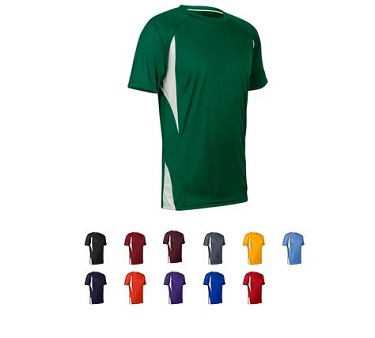 Short Sleeve Jerseys by Champro - Top Spin