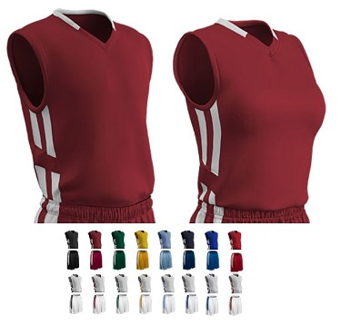 Basketball Uniforms by Champro - Muscle Adult, Youth, Ladies