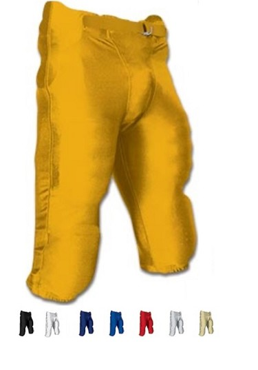 Integrated Football Pant by Champro - Bootleg Closeout