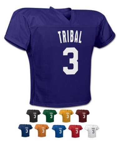 Tribal Football/Lacrosse Jersey by Champro-CLOSEOUT