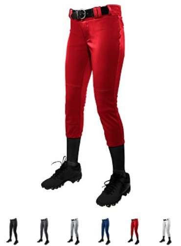 Softball Pants by Champro - Tournament Traditional Low Rise