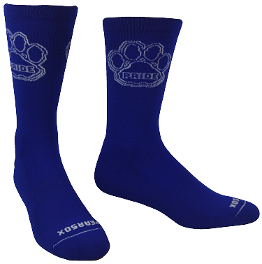 Custom Logo Elite Crew Socks by Pearsox  (CUS-E1000)