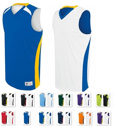 reputable site d1892 5efc3 Reversible Basketball Jerseys by High Five - Campus