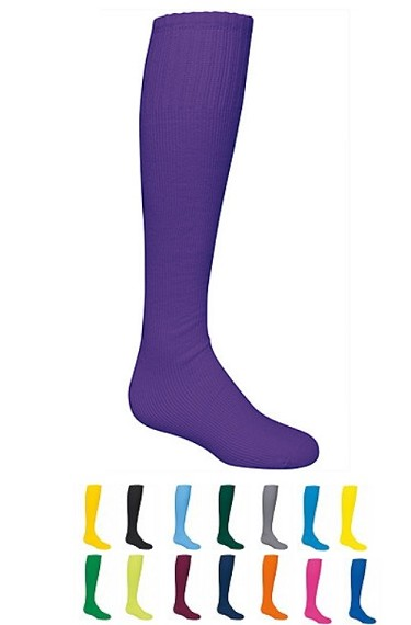 Athletic Sports Socks by High Five - Knee High Tube