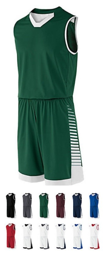Basketball Jersey and Shorts by Holloway - Arc CLOSEOUT