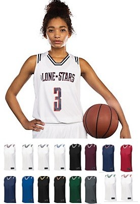 Basketball Jerseys by Holloway - Retro Ladies, Girls