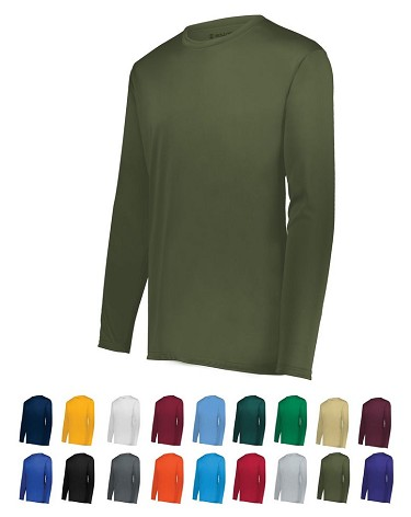 Long Sleeve Jersey by Holloway - Momentum Adult/Youth