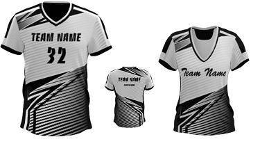 ESports Custom Sublimated Jersey by Prosphere (Men/Women) - Noscope