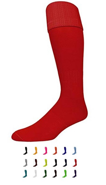 Fold Down Cuff Soccer Socks By Pearsox - Euro
