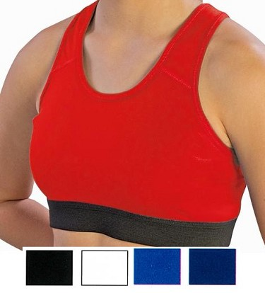 Sports Bra by Pizzazz - Pro Comfort Fit