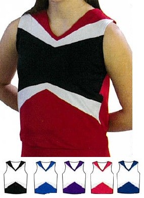 Cheerleading Uniform Shell by Pizzazz - Premier