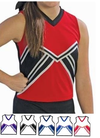 Cheerleading Uniform Shell by Pizzazz - Spirit