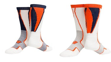 Crew Socks by Profeet War Dog (Dallas Rattlers)