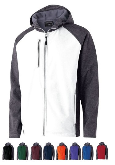 Hoodie by Holloway-Raider Softshell Jacket