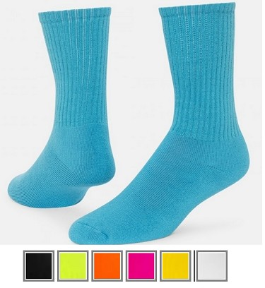 Crew Socks by Red Lion  - Solid Color
