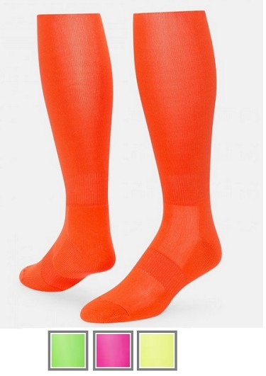 Knee High Socks by Red Lion - Neon Attacker  -CLOSEOUT