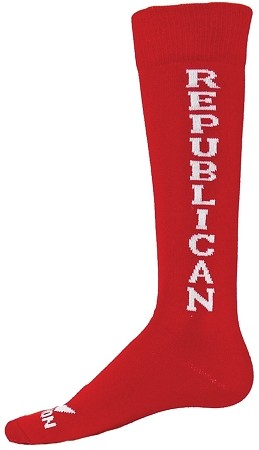 Red Lion Republican Knee High Socks